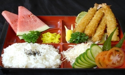 Ebi fried set