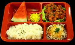 Pork bulgogi set