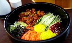 Bibimbab chicken