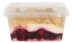 Berry cheese crumble web