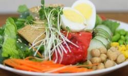Tofutti supreme salad web