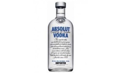 Absolut vodka web