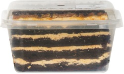 Chocolate caramel crunch web