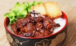 Braised pork rice web