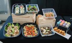 Lavish mod asian gourmet set resized