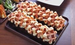 Belgian waffle web