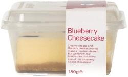 Blueberry cheesecake web