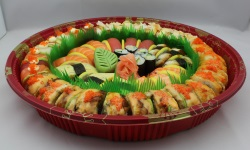 701 harvest assorted sushi   maki party platter web