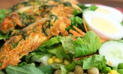 Chermoula chicken salad web