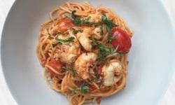 Christmas lobster pasta web