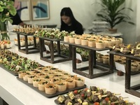 Canape Catering from Yolo