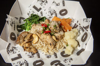 Chicken with rice - YOLO from YOLO