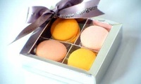 4pc Macaron Door Gift_Annabella Patisserie Catering from Annabella Patisserie