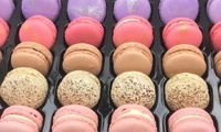 Macaron Party Tray_Annabella Patisserie Catering from Annabella Patisserie