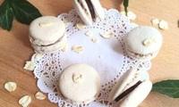 Vanilla Macaron Box from Annabella Patisserie