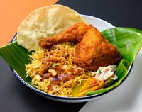 Chicken Biryani from Biryani Bae