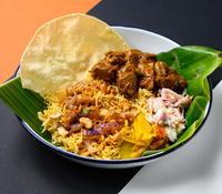 Mutton Biryani from Biryani Bae