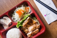 Teriyaki Chicken Bento Box from Urawa Japanese Catering