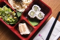 Vegetarian Bento Box from Urawa Japanese Catering