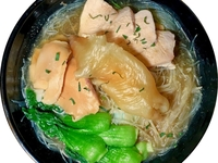 Fish Maw Dried Snail Chicken Vermicelli from Food Expression