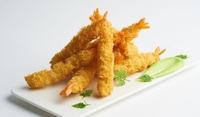 Golden Prawn Tempura with Mayonnaise Dip from Bellygood by TungLok