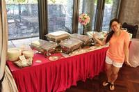 Buffet Catering Setup  - Team Catering from Team Catering
