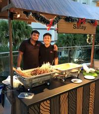 Live Station catering   - Team Catering from Team Catering