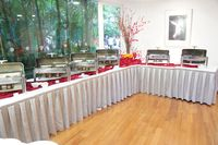 CNY buffet catering from Team Catering