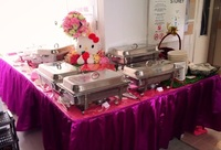 Buffet Setup for Baby Shower buffet catering - Team Catering from Team Catering