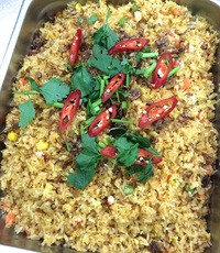 Malay-Style Spicy Nasi Goreng - Team Catering from Team Catering