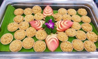 Mini Apple Crumble - Team Catering from Team Catering