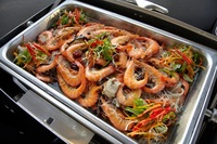 Prawn Dish from Foodfest Catering