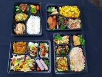 Bento Boxes from Food Fest F&B