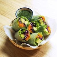 Avocado Summer Rolls from Ocha Fresh Thai