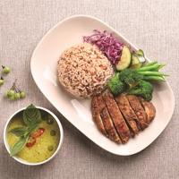 Green Curry Bowl from Ocha Fresh Thai