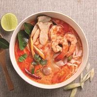 Tangy Tom Yum Bowl from Ocha Fresh Thai
