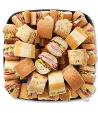 "4"" Sub Platter_Subway Catering from Subway."
