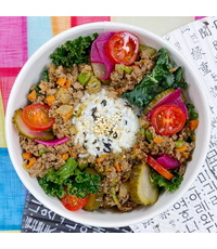 Impossible™ Bibimbap from Seoul Recipe
