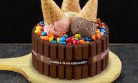 Party like a King from Marble Slab Creamery