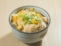 Chicken and Egg Rice Bowl from Superdon