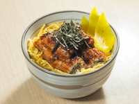Premium Grill Eel Rice Bowl from Superdon