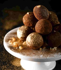 Chocolate Truffle Balls - Gustos Catering from Gustos Catering