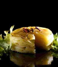 Gratinated Scalloped Potatoes - Gustos Catering from Gustos Catering