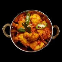Aloo Gobi Adraki from Aryaa Kitchen