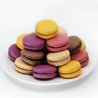 Assorted Macarons - Paris Baguette Catering Photo from Paris Baguette