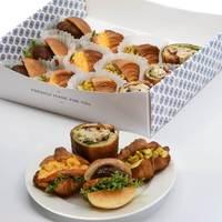 Mini Classic Sandwich Platter - Paris Baguette Catering Photo from Paris Baguette