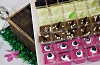 Christmas Desserts Canapes - Oh's Farm Catering from Oh's Farm Catering