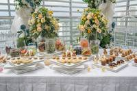 Fingerfood Buffet Catering Setup - Oh's Farm Catering from Oh's Farm Catering