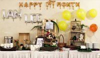 Baby Shower Catering Buffet Set up - Oh's Farm Catering from Oh's Farm Catering