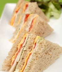 Club Sandwich Box from Maison Kayser